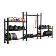 Rack multi storage, Équipements cross training