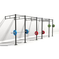 BSA cage wall training D5, Cages limited series