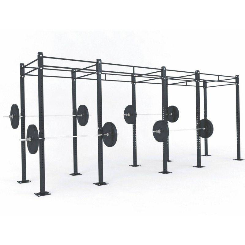 STRUCTURE CROSS TRAINING 577 x 180 x 275 cm Cross training centrales