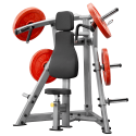 Shoulder press Pro Postes leverage