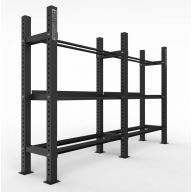 Rack multi storage, Racks de Cross Training
